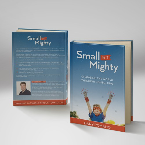 Small but Mighty - Book Cover