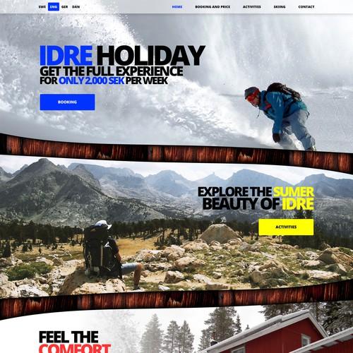 Web Design for Idre