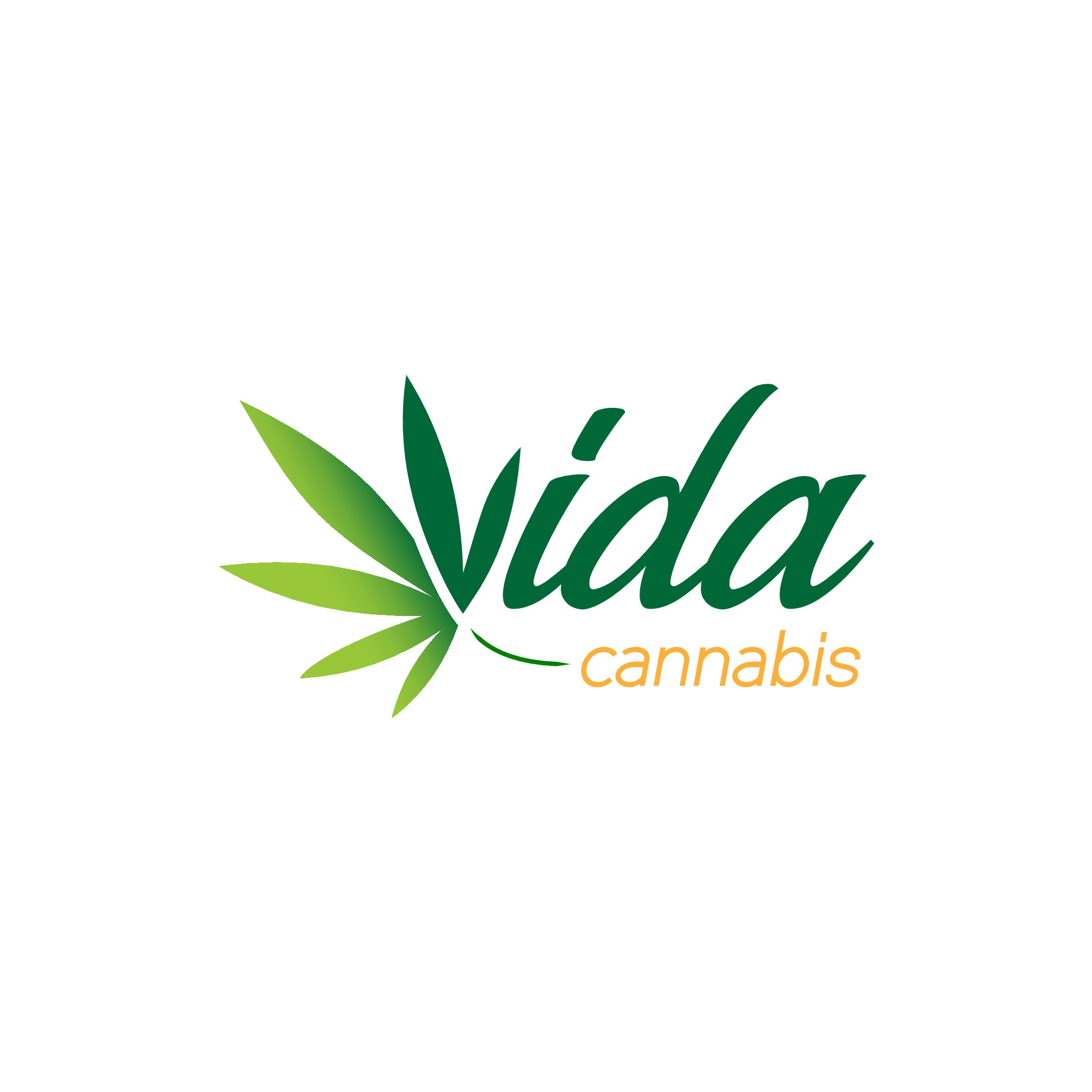 Memorable and modern logo for Vida Cannabis