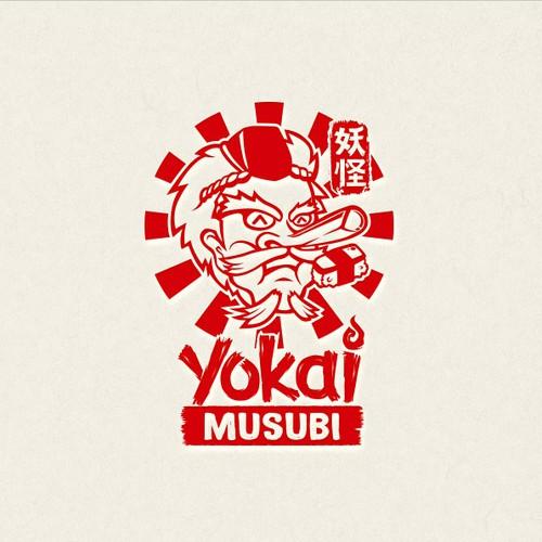 Yokai Musubi Restaurant - Logo