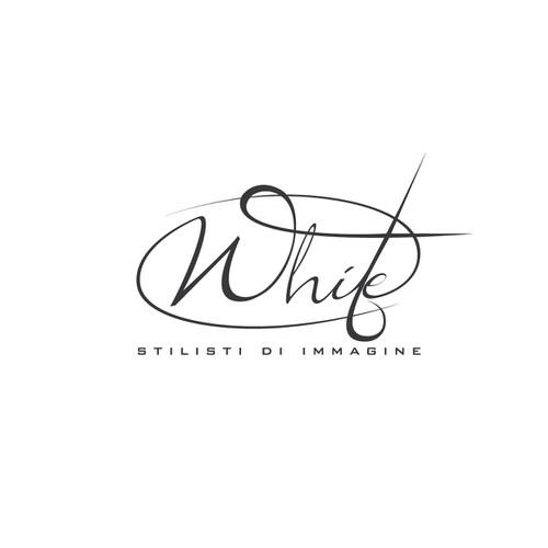 """Crea il nuovo logo per """"White-stilisti di immagine"""""""