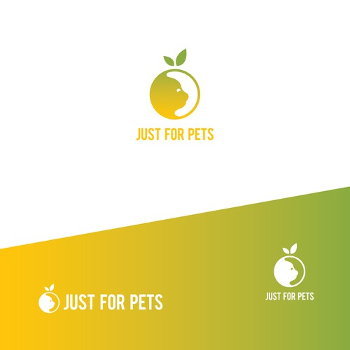 Just For Peth Logo Design