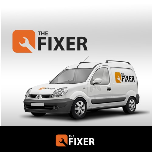 Design a bold, crisp and clean logo for a maintenance company