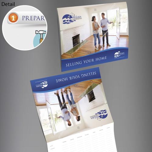 McLain Properties Brochure Design