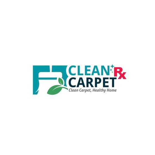 LOGO CONCEPT FOR CLEAN CARPET RX
