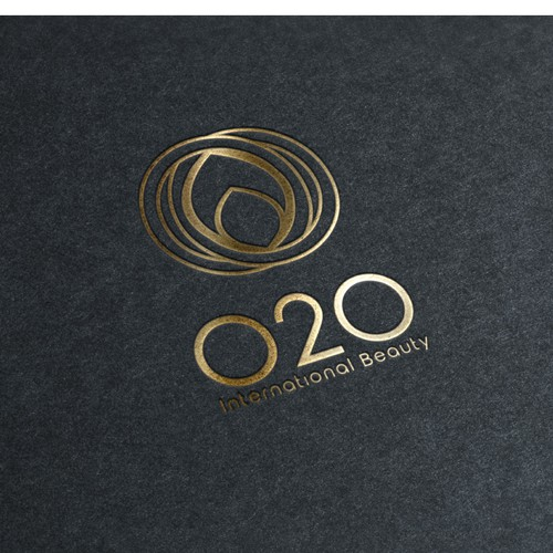 Logo for international beauty