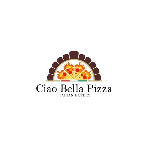 logo design for pizzria