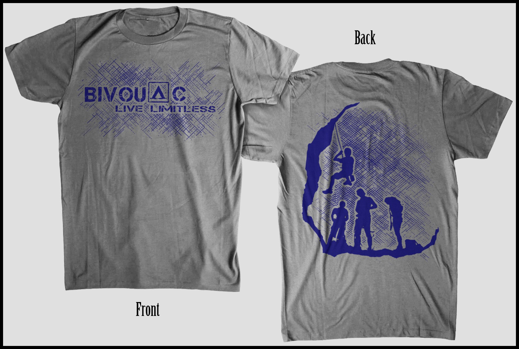 New Outdoor Company Seeking T-Shirt Designs!