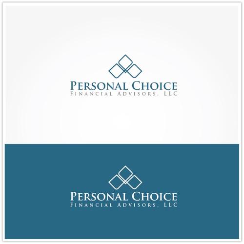 Logo design for a financial advisors