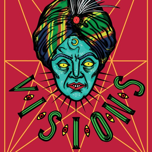 Psychedelic Poster Design