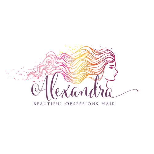Logo For Alexandra Hair Art