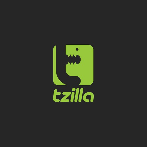 "Need Logo & Custom Font / What's ""Tzilla"" mean to you?"