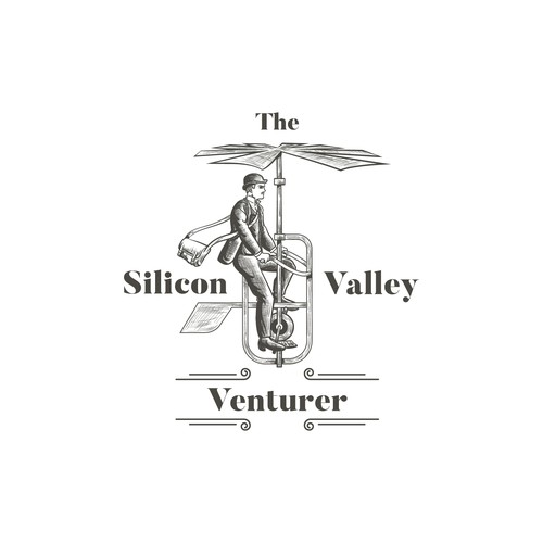The Silicon Valley Venturer Logo