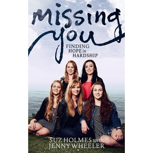 Book cover, Missing You