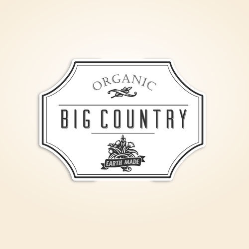Create the next logo for Big Country