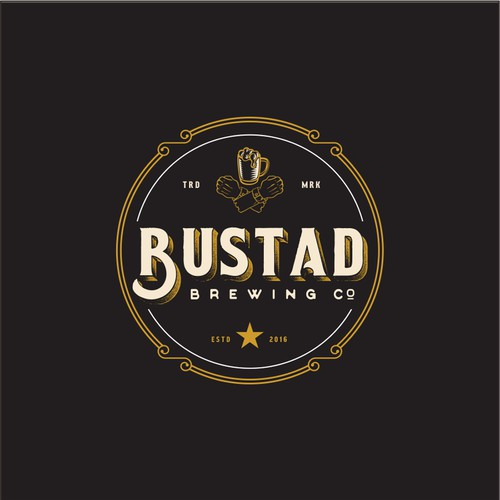 Create a playful logo for an upcoming craft brewery!