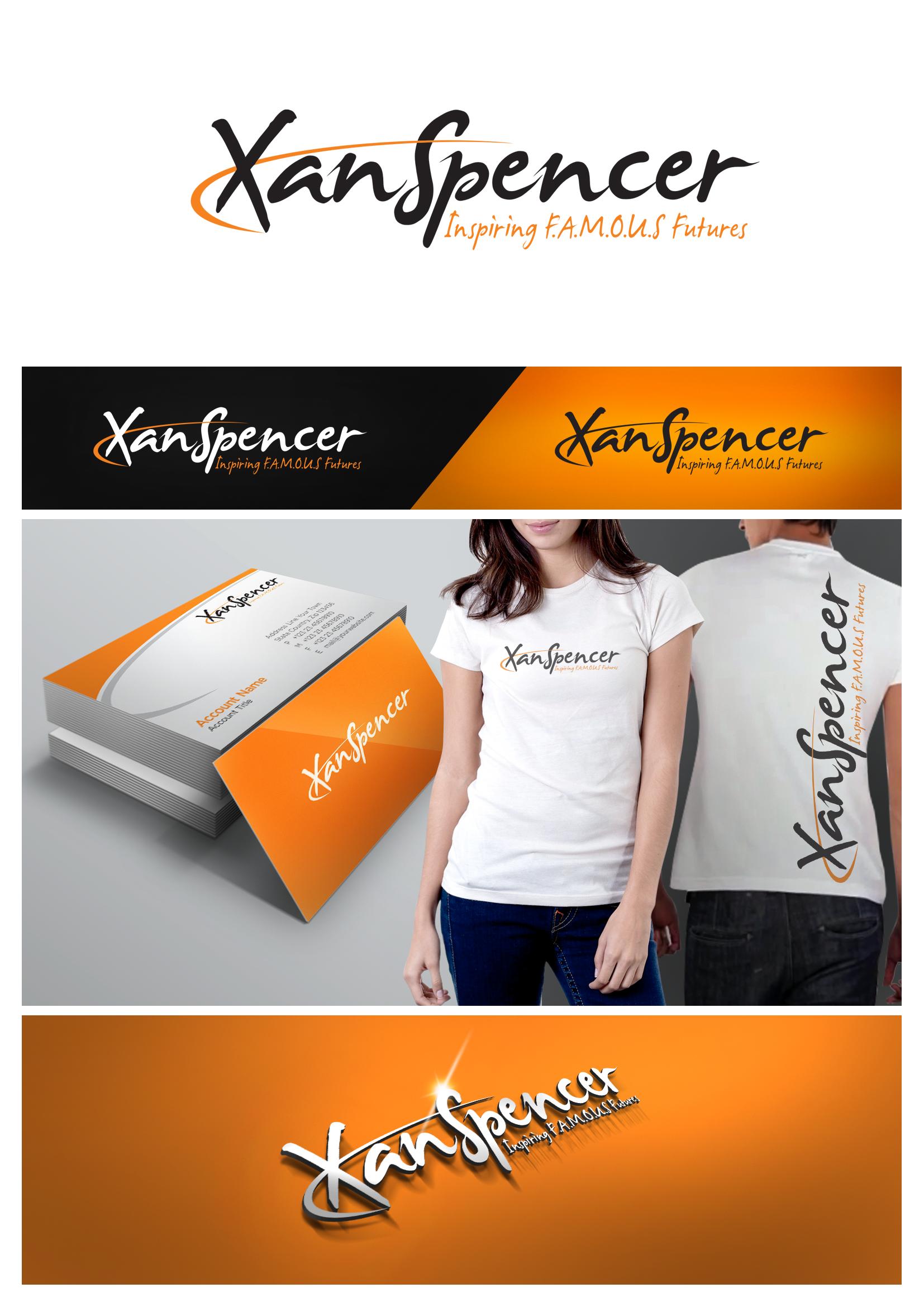 Logo for Xan Spencer - Major Youth Motivational Speaker