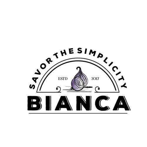 bianca logo concept