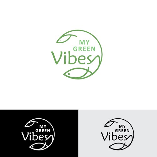 Be the 1st to design a Modern eco friendly logo