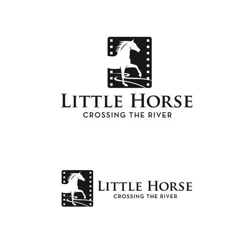 Equine logo for film production company