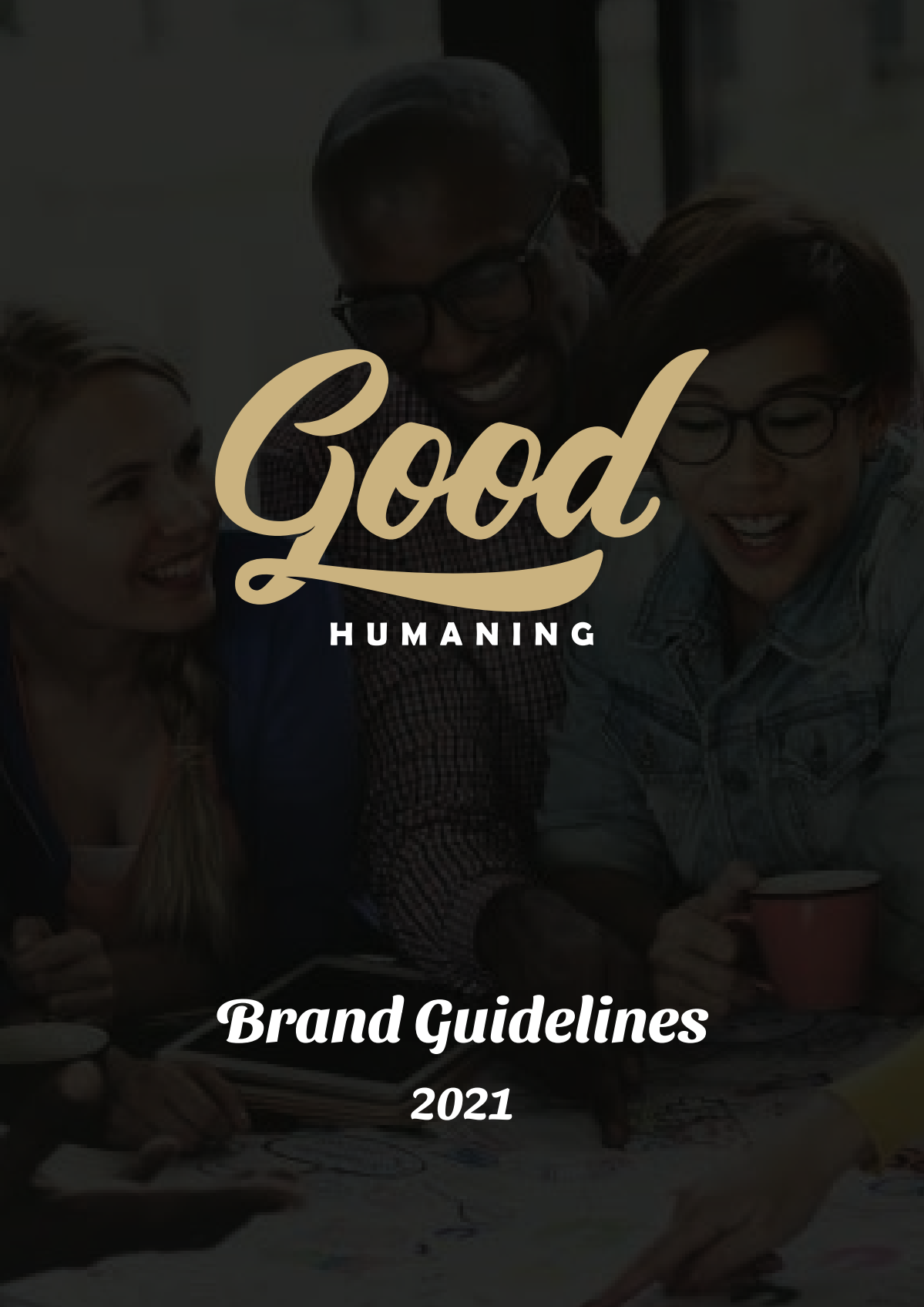 Good Humaning Brand Guide