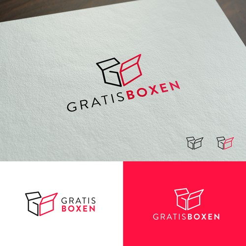 Logo for GratisBoxen