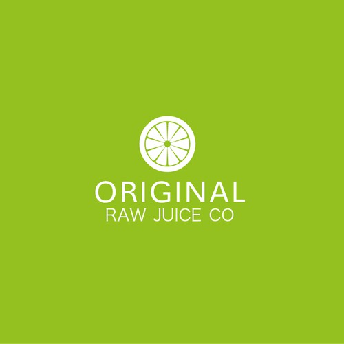 Create an exceptional logo for our Raw Juice Company
