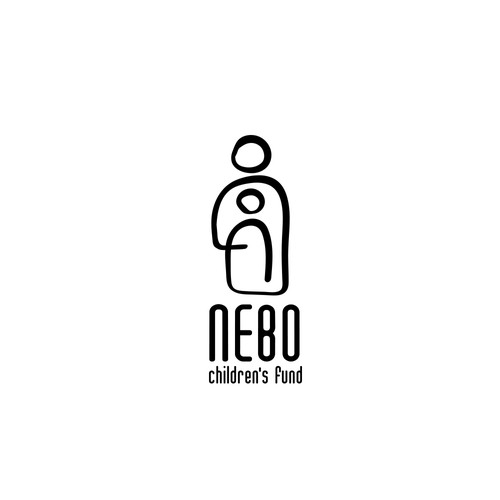 Logo for a children's organization