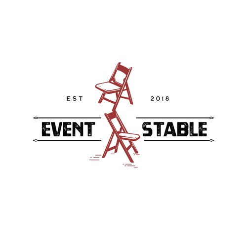 Bold Logo for Event Stable