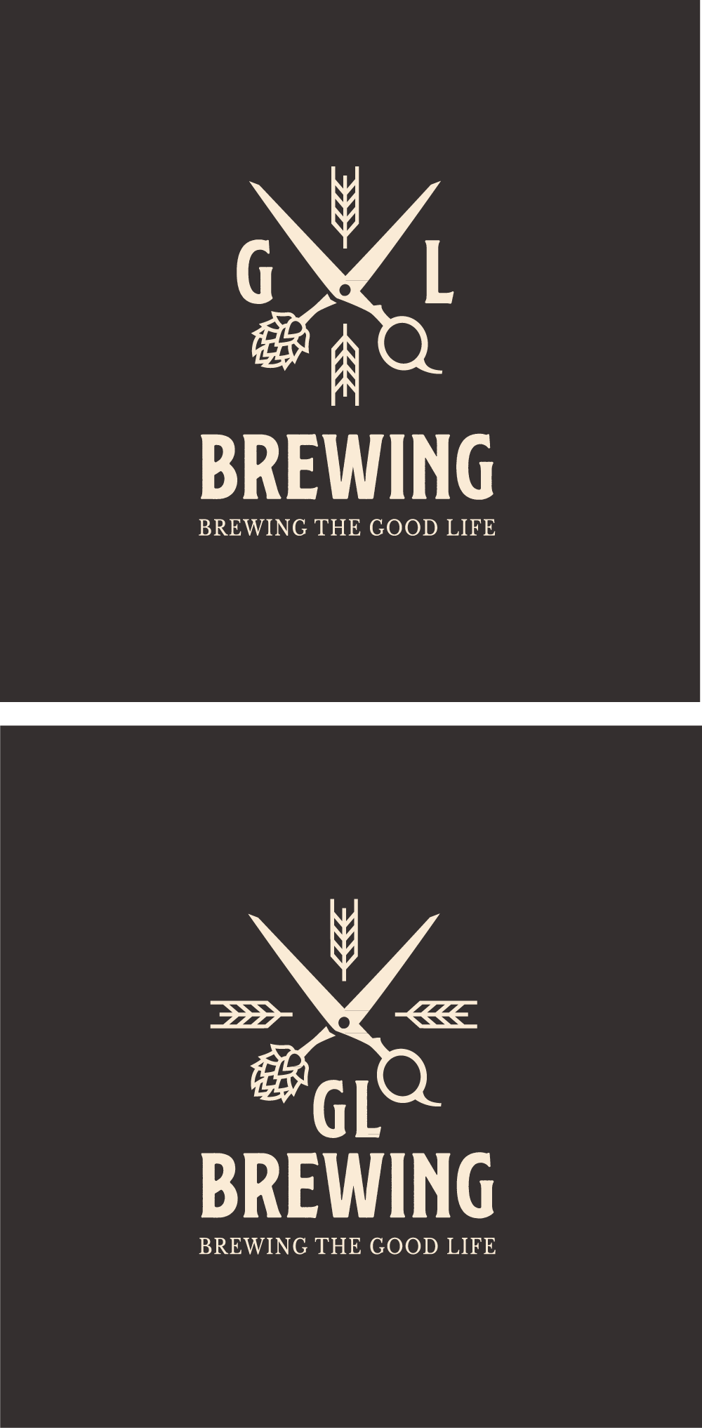 Existing logo needs designers touch for brewery