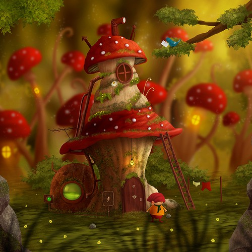 Mushroom story