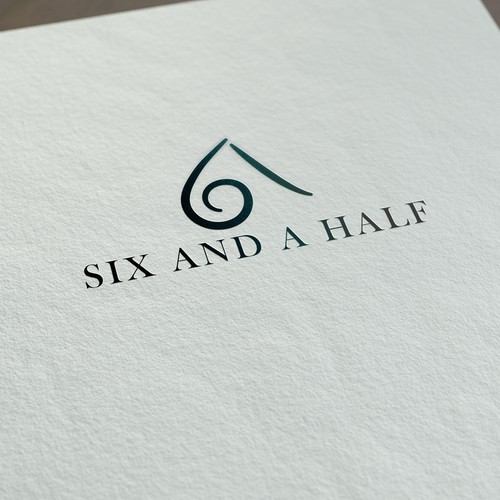 Logo Six and a half