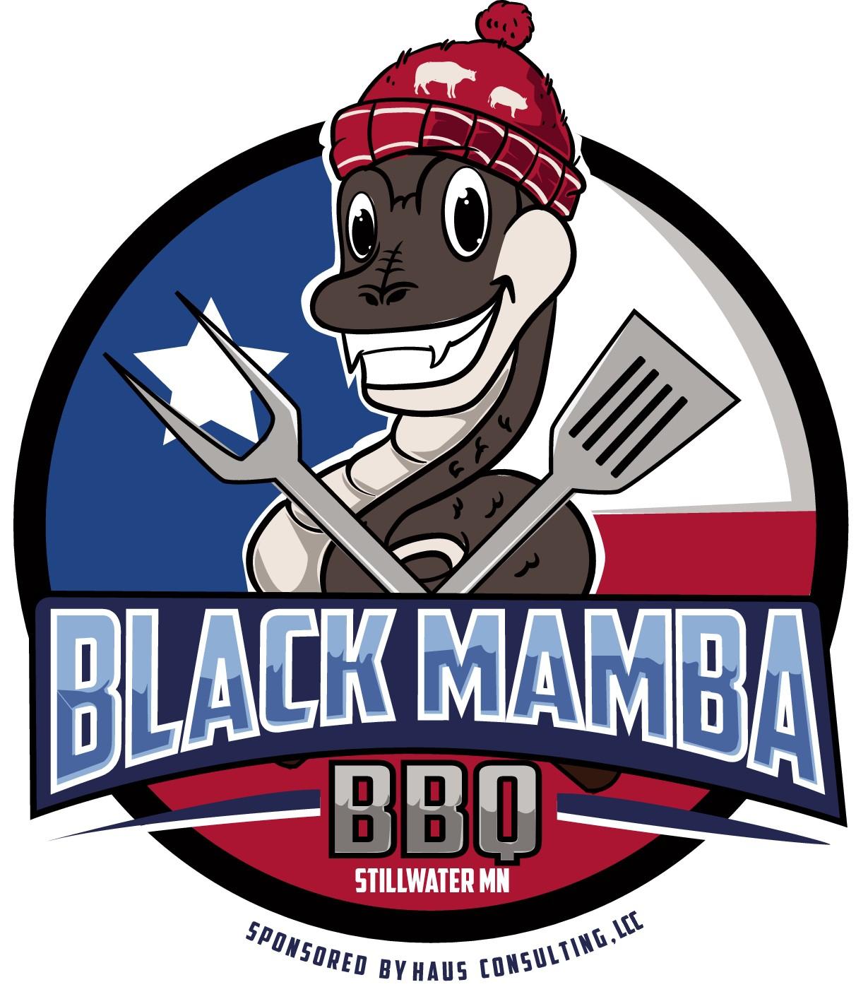 Update Black Mamba BBQ Logo