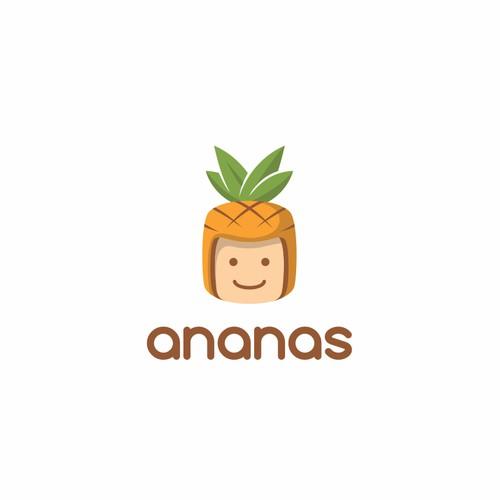 Ananas App Logo
