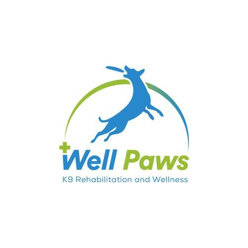 Canine Rehab Company Logo