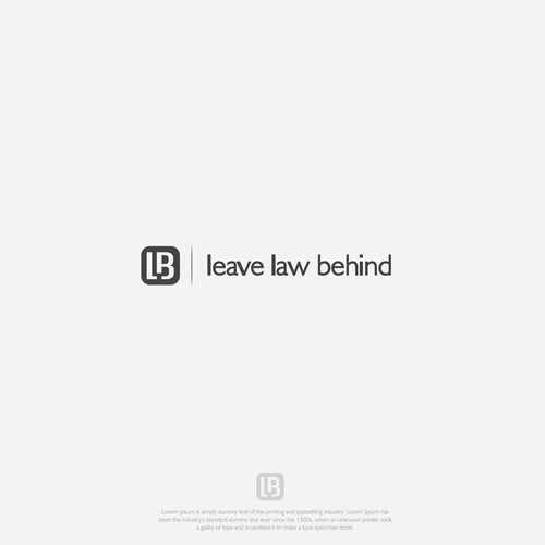 Leave law behind