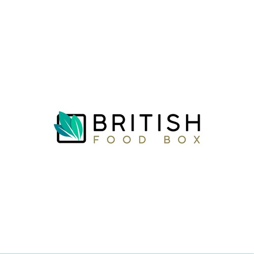 Logo British Food Box