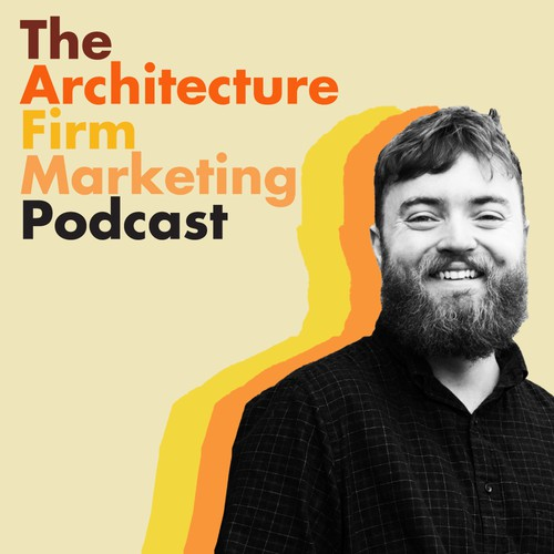 podcast cover art for a popular architecture business