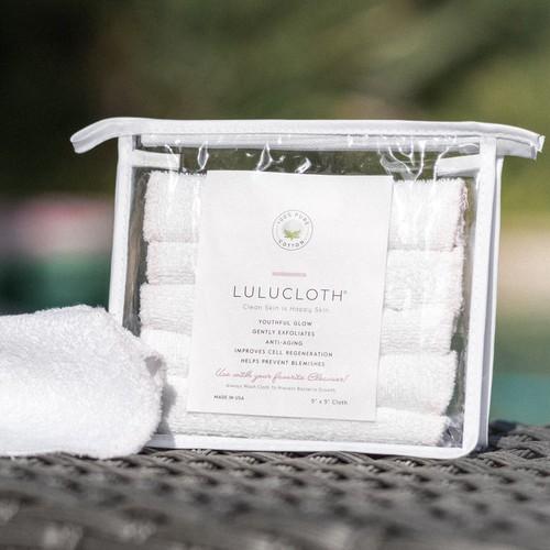 Lulucloth sticker