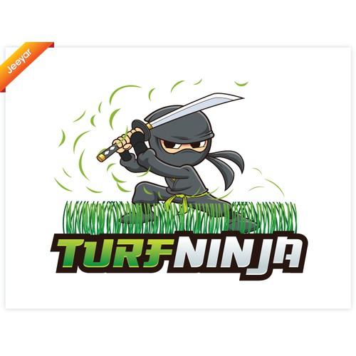 Turf Ninja Logo Contest