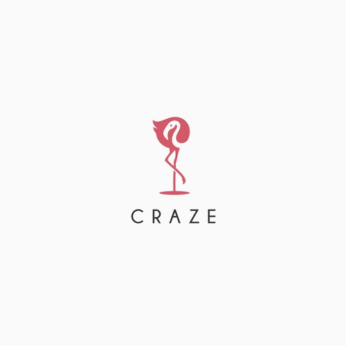 Craze logo design