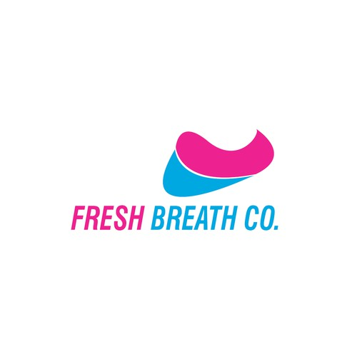 Simple logo for a dental company
