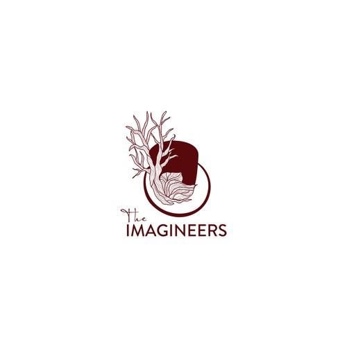 Logo for a publishing company