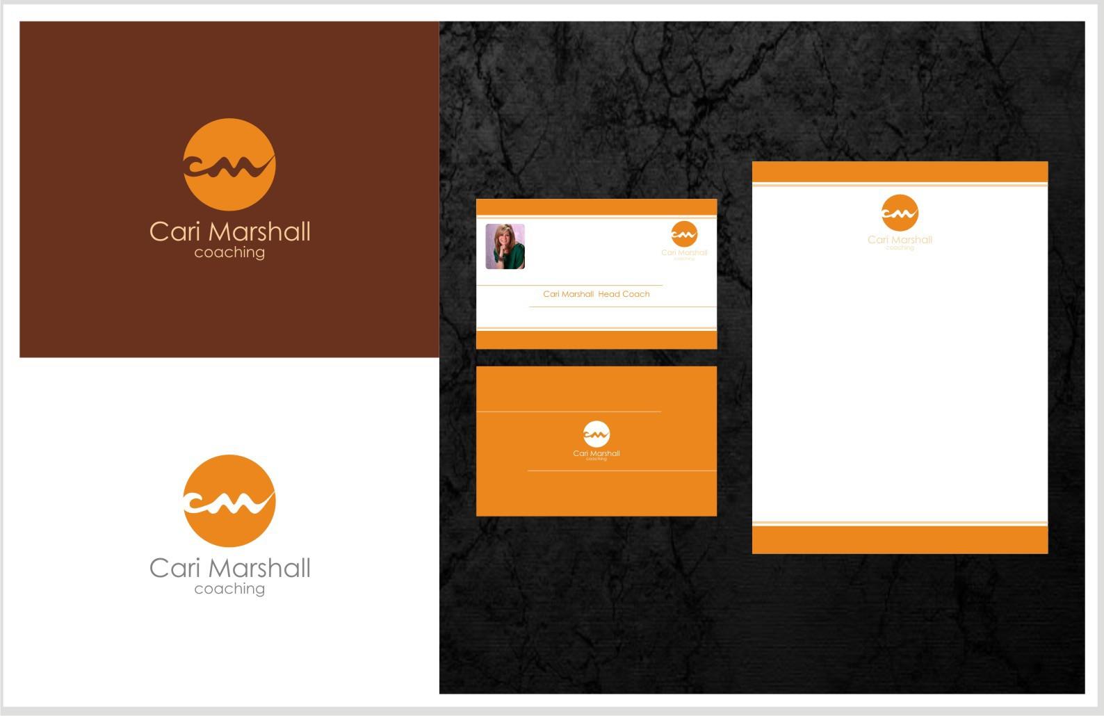 Cari Marshall Coaching needs a new logo