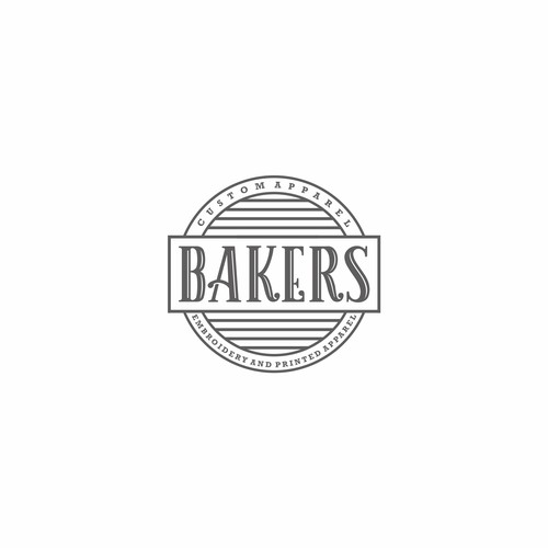 Bakers Custom Apparel, Embroidery and Printed Apparel