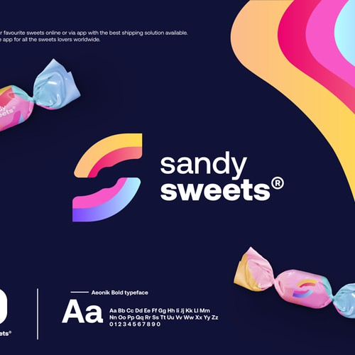 Sandy sweets