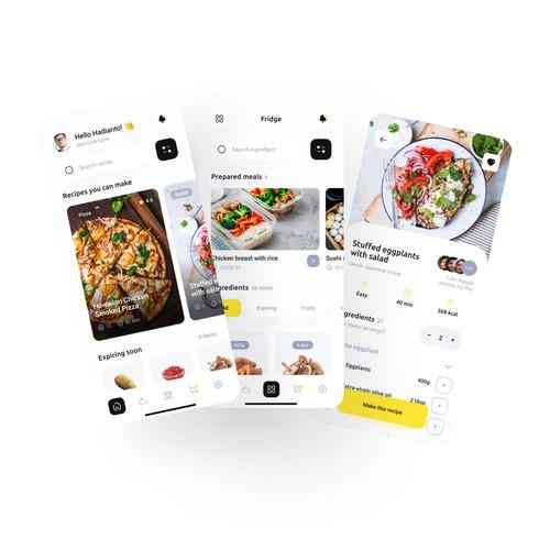 Getpalatte - Recipe App