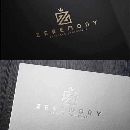 Crea una imagen de corporativa para zeremony con un toque diferente y actual