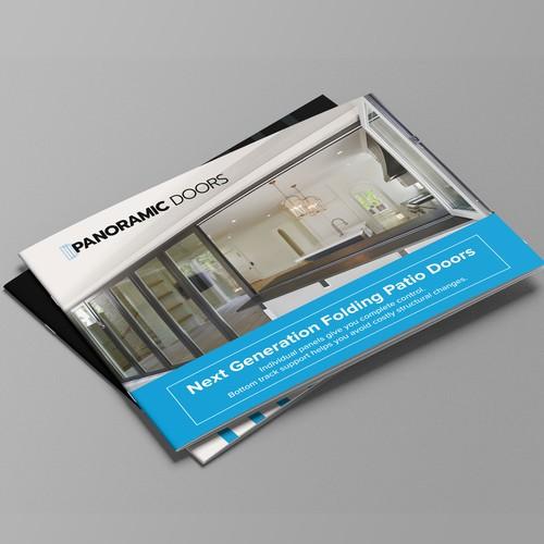 Case Study brochure design