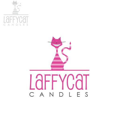 Laffycat Candles needs a new logo